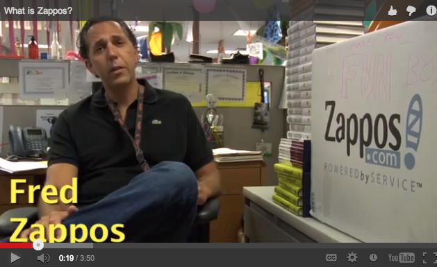 Fred Zappos (LOL)