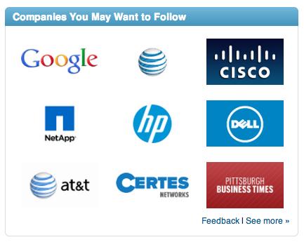 LinkedIn Company Followers